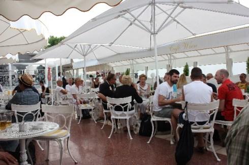 Café Wien, Playa del Inglés (Dezember 2010)