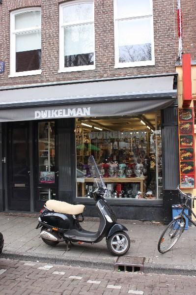 Duikelman, Amsterdam 2011