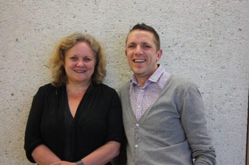 mit Linda Roodenburg, Universität zu Köln (Mai 2011)