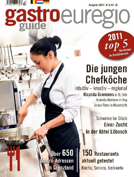 GastroGuide Euregio 2011
