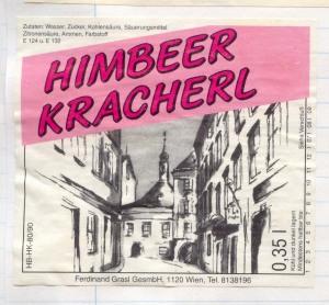 Himbeerlimonade aus Österreich
