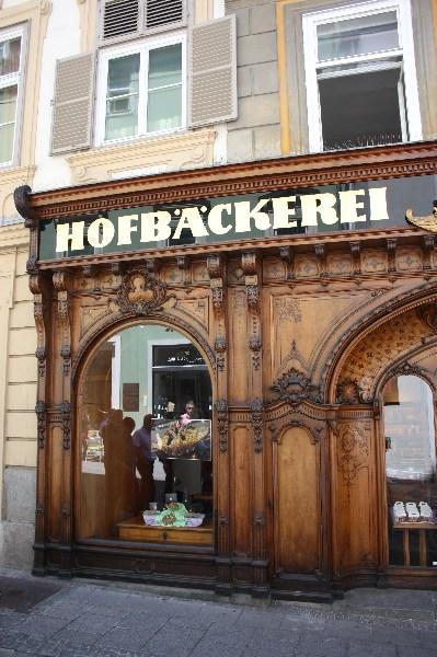 Hofbäckerei Edegger-Tax, Graz/Österreich (Juni 2012)