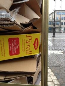 210 Portionen Kartoffelpüree, Köln 2013