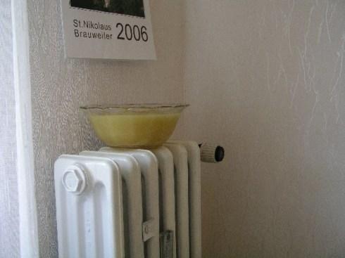 Apfelmuswärmestation, Köln 2005
