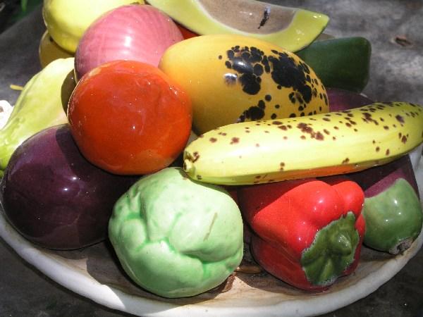 Frisches Obst, Curaçao 2009