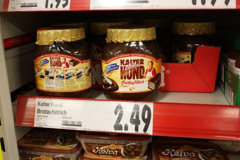 Kalter Hund goes Nutella, Berlin 2010