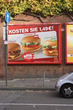 Schnell mal sparen, Köln 2011
