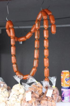 Chorizo als Schmierwurst, Gran Canaria 2010