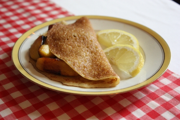 Pancake the French way, La Glacerie 2011