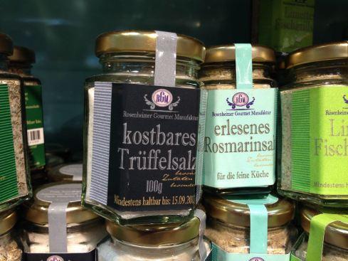 Kostbare und erlesene Salze, Aachen 2013