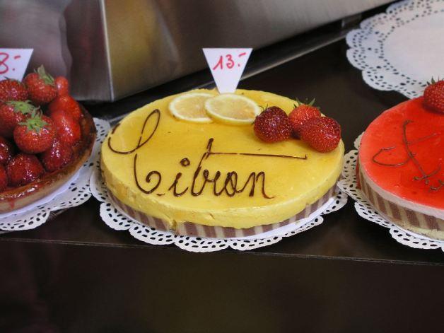 Zitrone, angenehm süß, Lüttich 2004