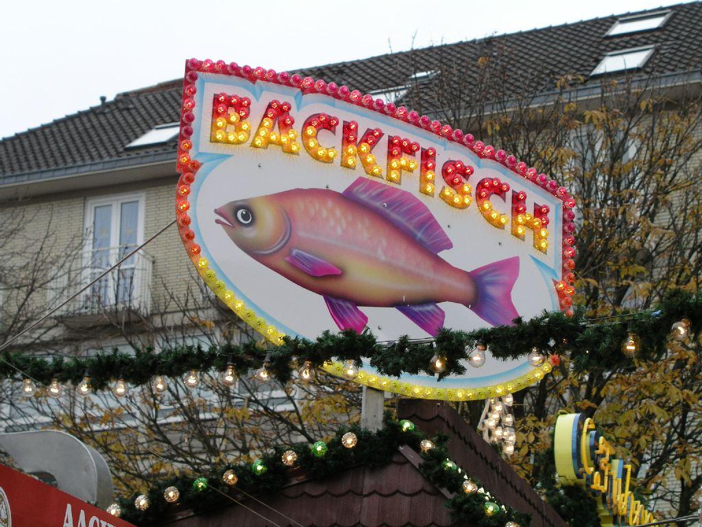 Backfisch nachschlag esskultur in wort und bild for Fisch essen aachen