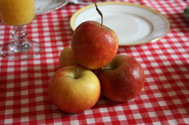 Äpfel ungebraten, Cherbourg 2011
