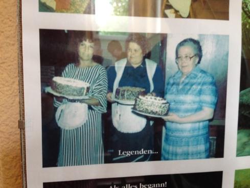 Legenden aus Buttercreme, Ausflugslokal Kuralpe im Odenwald 2013