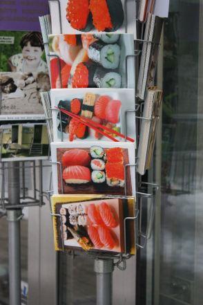 Sushi aus Papier, Köln 2010
