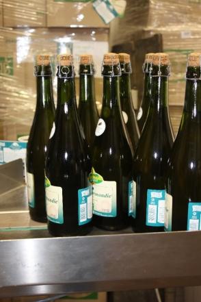 Cidre in Flaschen, Cinq Autels 2011
