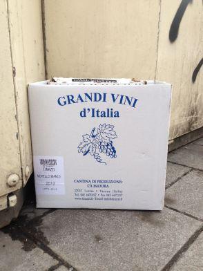 Große Weine aus Italien, Köln 2013