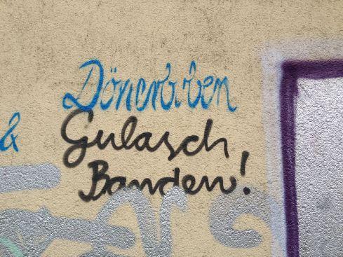 Dönerbuben Gulasch Banden, Köln 2013