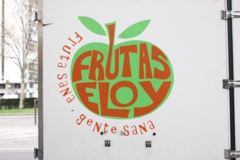 Frutas sana, gente sana, Madrid 2010