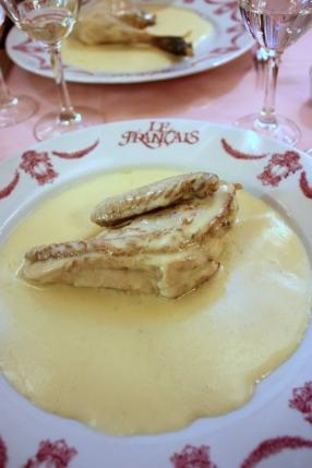 Poulet de Bresse à la crème, Bourg-en-Bresse 2014