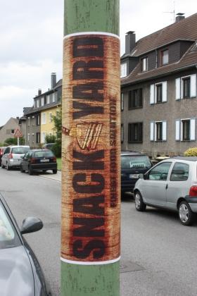 Snack Yard, Restaurant Day – Essen 2014