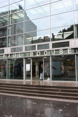 Les Halles de Paul Bocuse, Lyon 2014