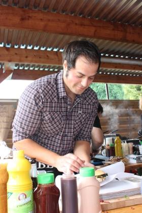 Chef Lukas, Restaurant Day – Essen 2014