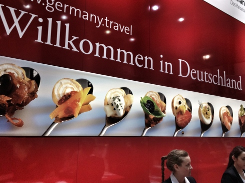 """Willkommen in Deutschland"", itb Berlin 2015"