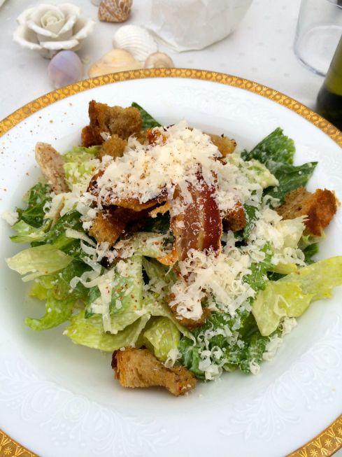 Caesar's Salad – Dîner en Blanc, Köln 2015