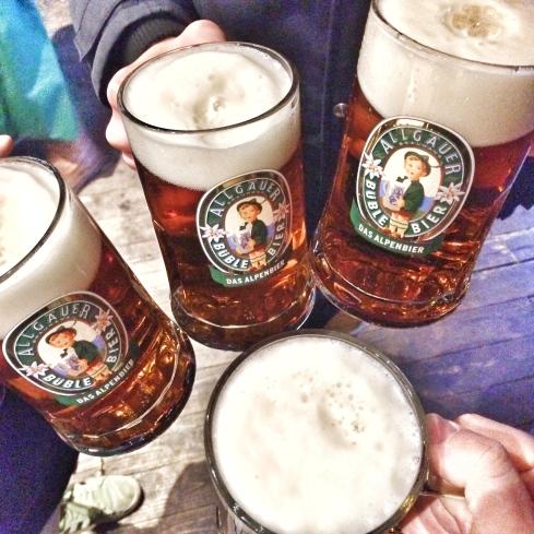 Man muss die Feste feiern, wie sie fallen ... Köln, Dezember 2015