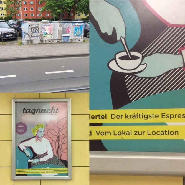 Vom Lokal zur Location, TagNacht Köln 2016