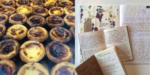 Vorstudien zum Cahier de Vacance #002 – Lisboa