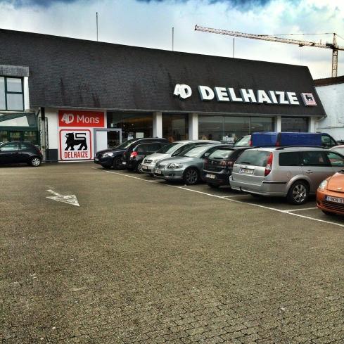 Delhaize, Mons 2016