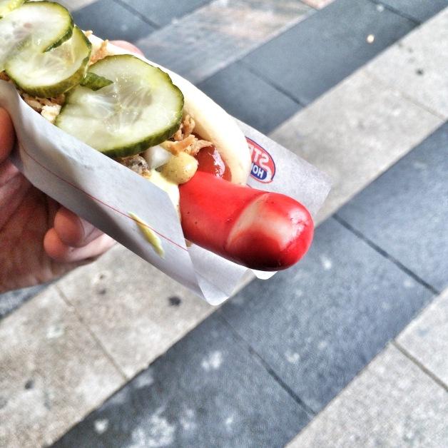 Hotdog, Århus 2016