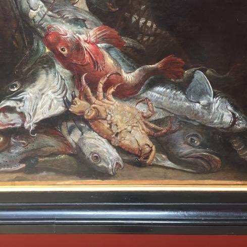 La Pêche miraculeuse, Gaspard de Crayer um 1630
