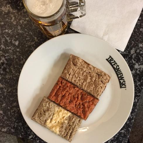 Belegte Brote, Trzesniewski, Wien -12/2017