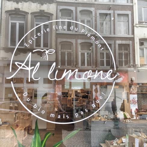 Al Limone - Épicerie fine du Piémont, Liège 03/2018