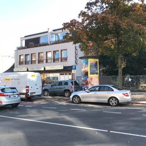 Bäckerei Schlechtrimen, Kalker Hauptstraße, Oktober 2018