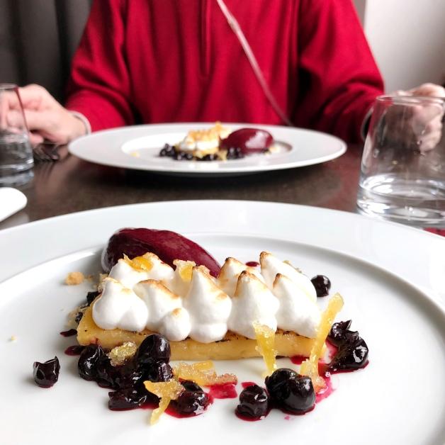 Dessert im maiBeck Köln , April 2019